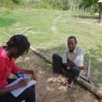 Sono state realizzate delle interviste sulle abitudini alimentari delle comunità coinvolte nel progetto.