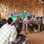 All'interno del progetto si stanno realizzando dei training per bambini e ragazzi…