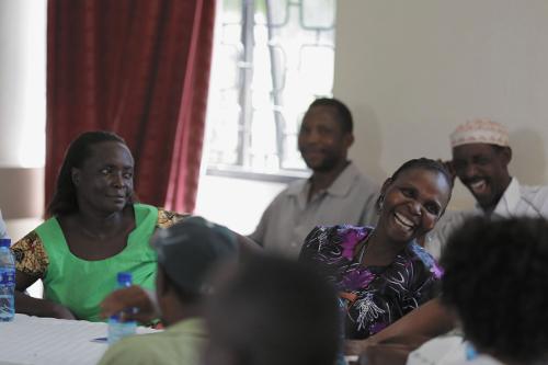 Formazione donne3-prog.Wavuvi-Kenya