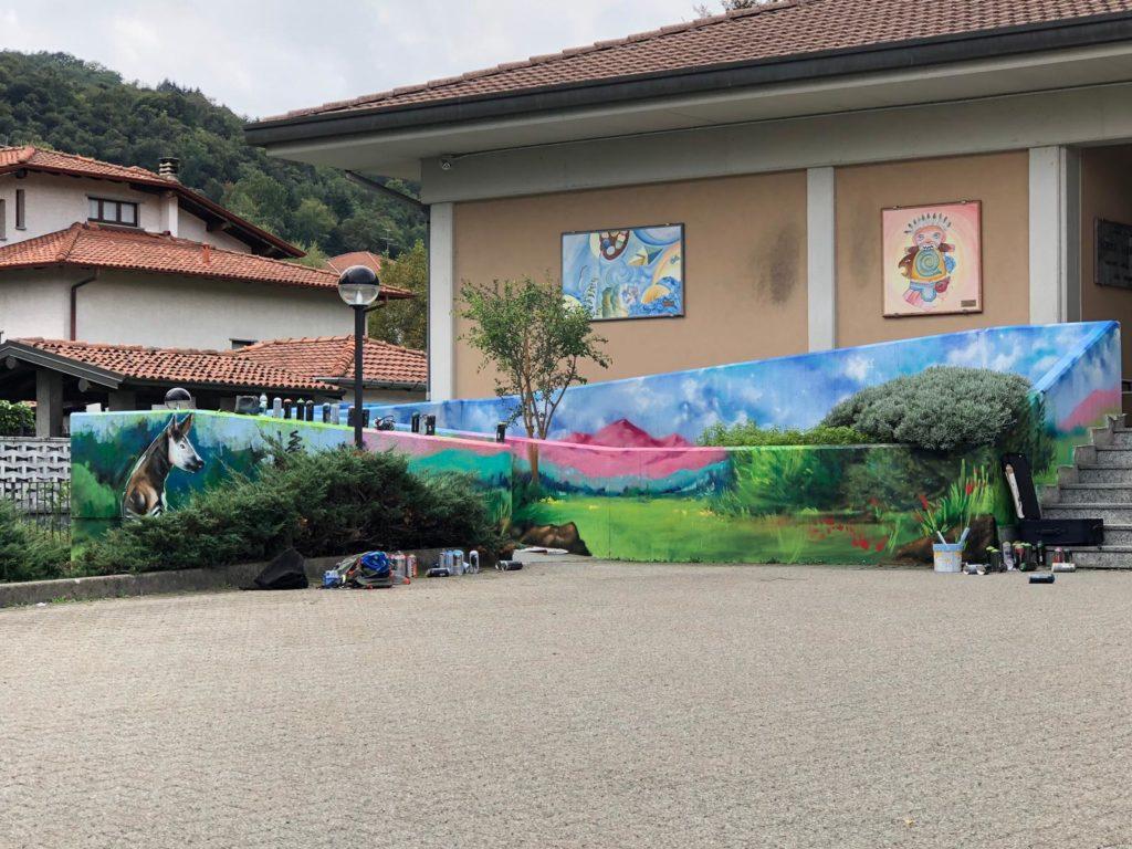 Scuola Primaria Mascioni, Cuvio